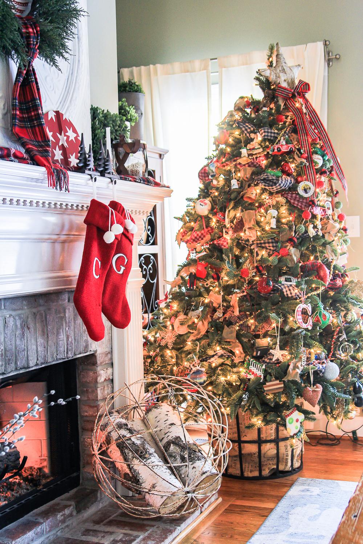 Home Design Ideas Youtube: The Big 2017 Christmas Home Tour