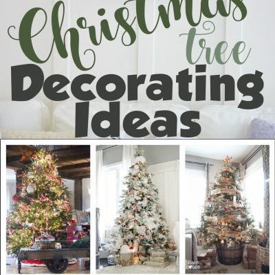 10 Stunning Christmas Trees
