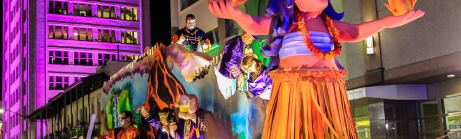 Things to do on a Family Friendly Mardi Gras Vacation