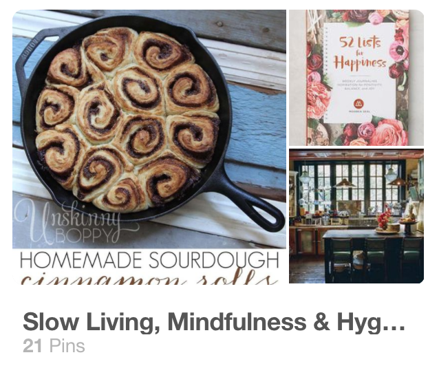 Slow Living, Mindfulness, Hygge, Home
