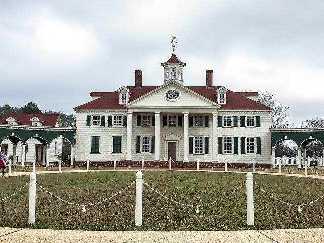 George Washington Mt Vernon American Village Montevallo