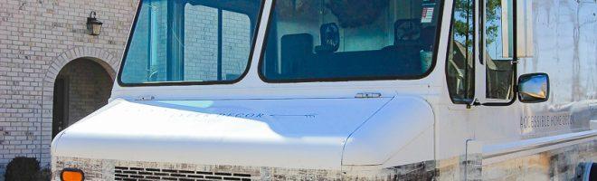 Farmhouse Deals on Wheels