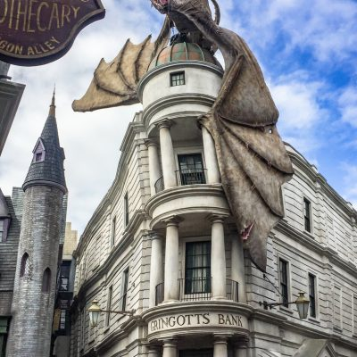 Our First Trip to the Wizarding World of Harry Potter at Universal Orlando