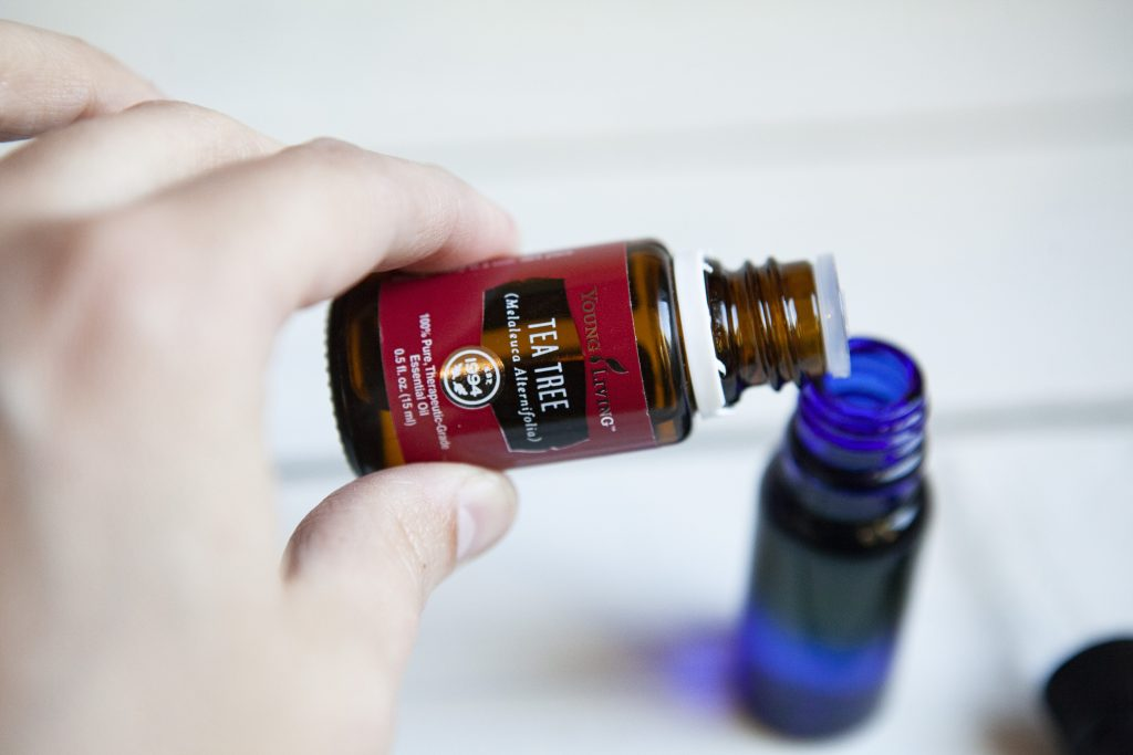 DIY Beard Oil Recipe with Young Living essential oils