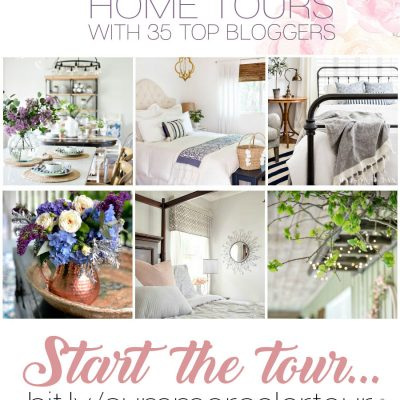 Summer Colors home tours