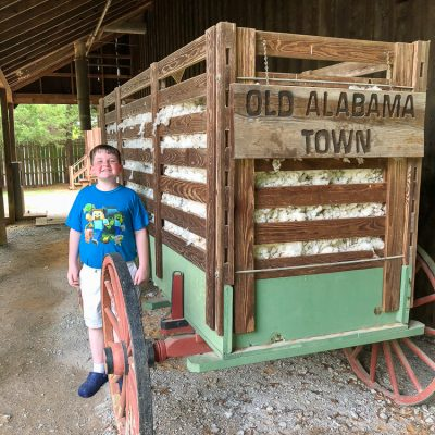 Must-See Montgomery: Old Alabama Town