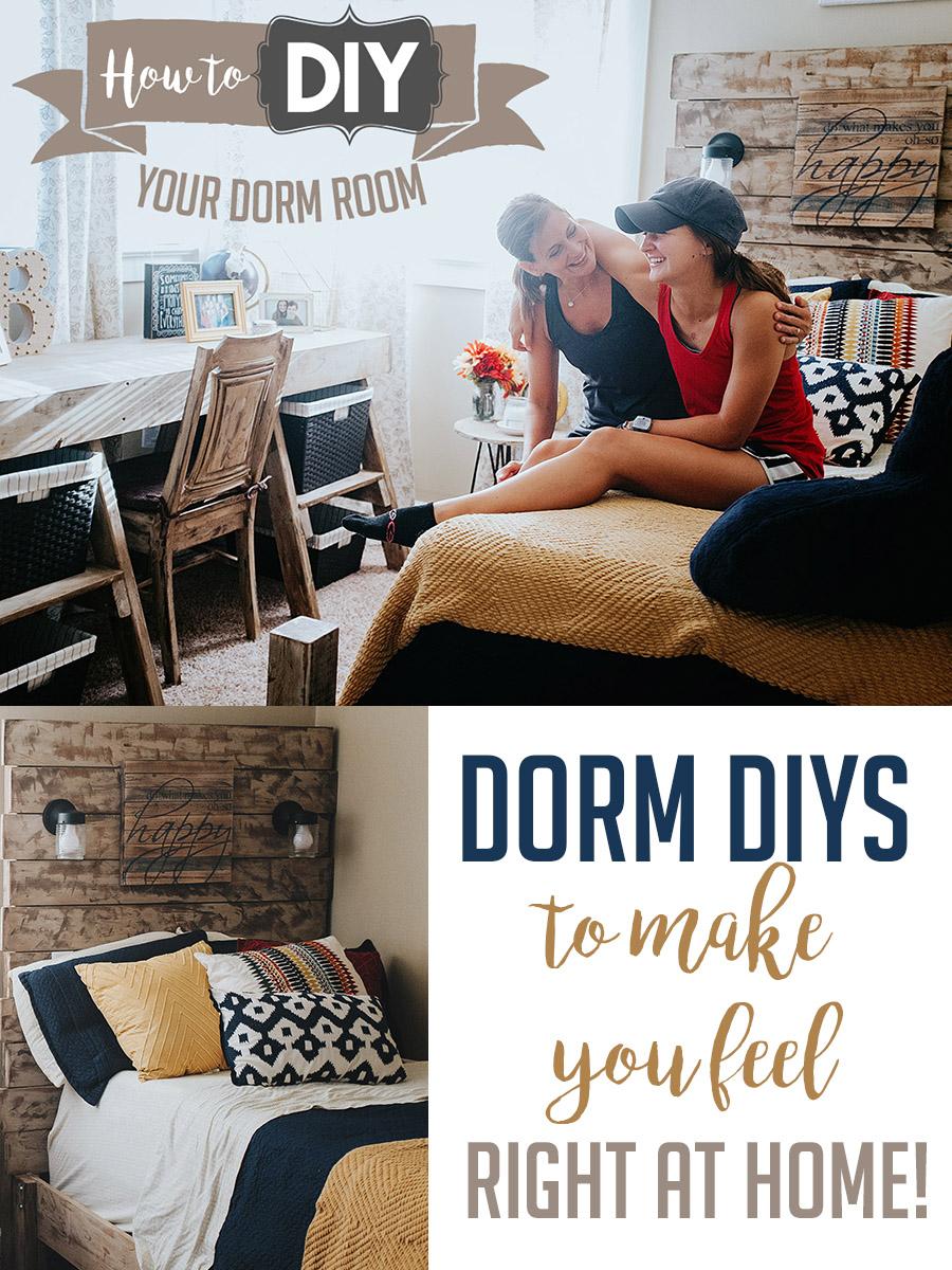 Diy Dorm Room Decorating Ideas