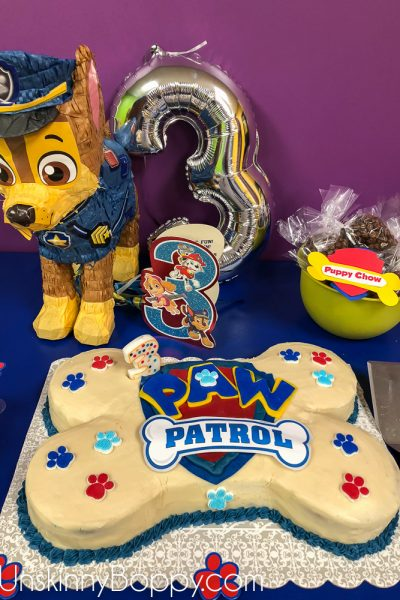 Paw Patrol birthday ideas-9