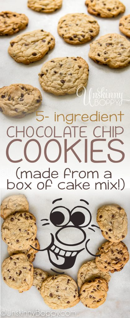 cake mix chocolate chip cookie pin