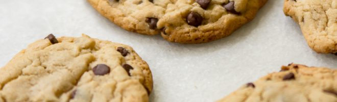 Cake Mix Chocolate Chip Cookie Recipe {just 5 ingredients}