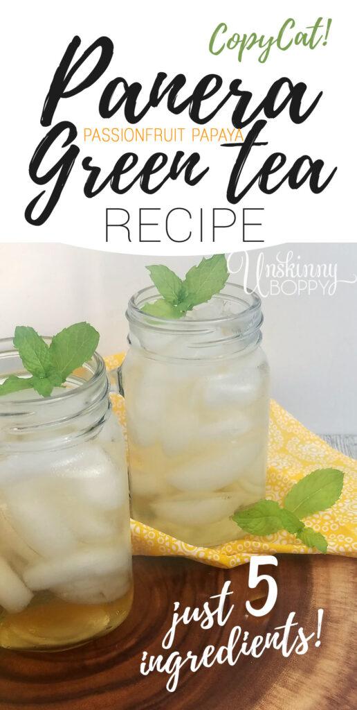 copycat-panera-Passionfruit Papaya green-tea-recipe
