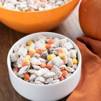 Puppy Pumpkin Chow Recipe
