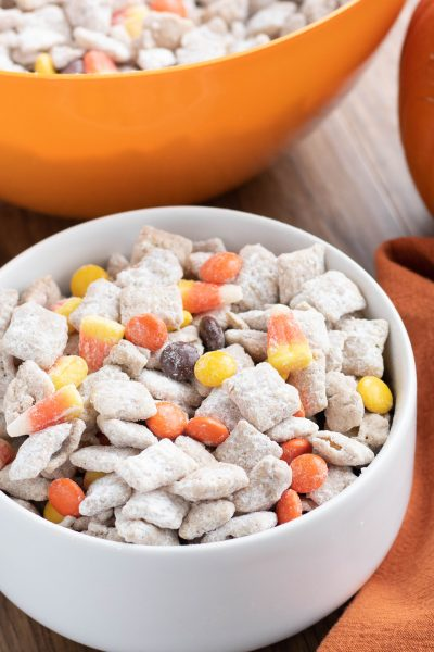 Puppy Pumpkin Chow Recipe