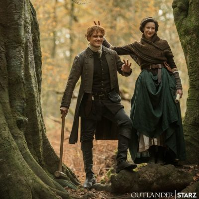 My Outlander Premiere Party Featured in Woman's World Magazine!