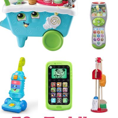 Looking for some great gifts for your toddler this holiday season? These 30 toddler gift ideas are perfect for every budget!