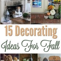 15 Fun Decorating Items for Fall