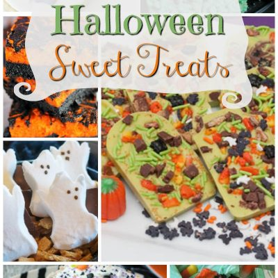 Kick off the Halloween season with these amazing Halloween Sweet Treats! Full of spooky fun and scary good flavor, these homemade Halloween snacks are certain to please! #Halloween #homemade #DIY #snacks