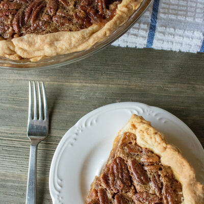 Perfect Pecan Pie Recipe for Thanksgiving