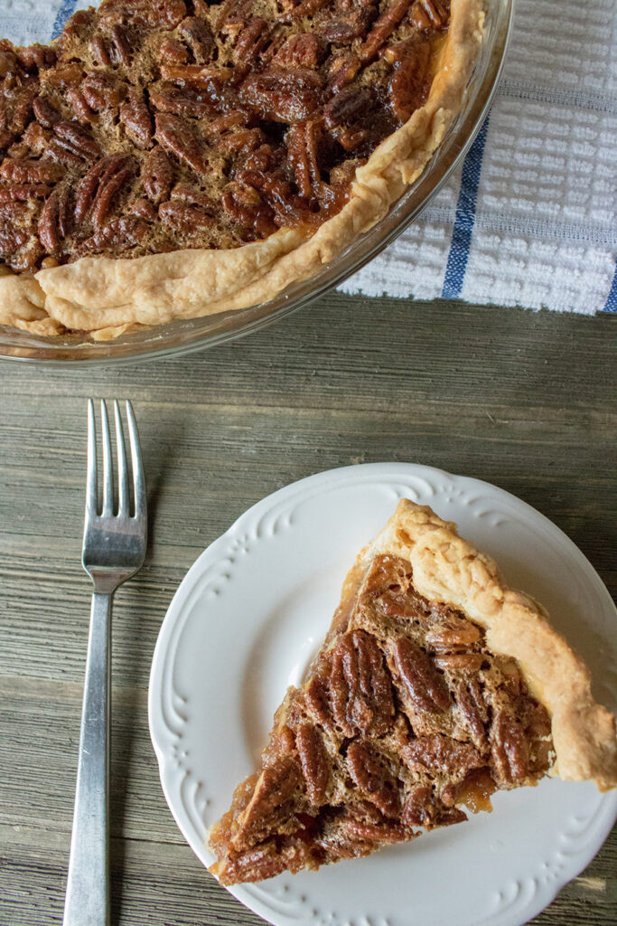 Perfect Pecan Pie Recipe for Thanksgiving
