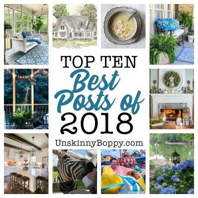 Top 10 best posts of 2018