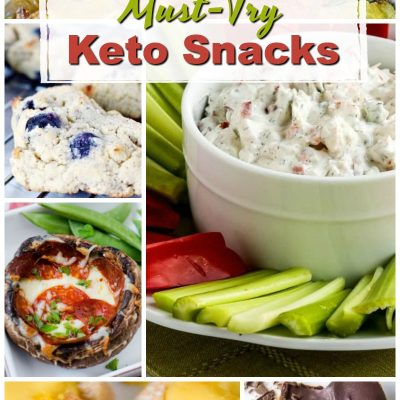 Must-Try Keto Snacks