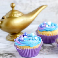ALADDIN THEMED CUPCAKES