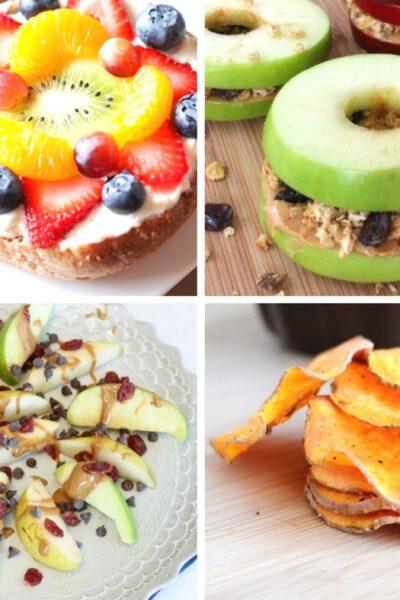 21 After School Snack Ideas