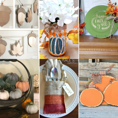 20 Fun Fall Diy Decorating Ideas Unskinny Boppy