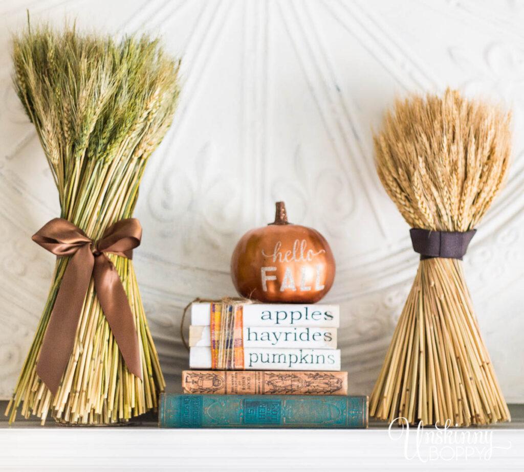 Apples Pumpkins Hayrides Books