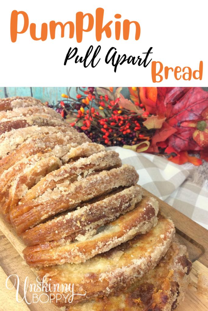 Pumpkin Pull Bread Pin