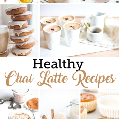 chai latte recipe