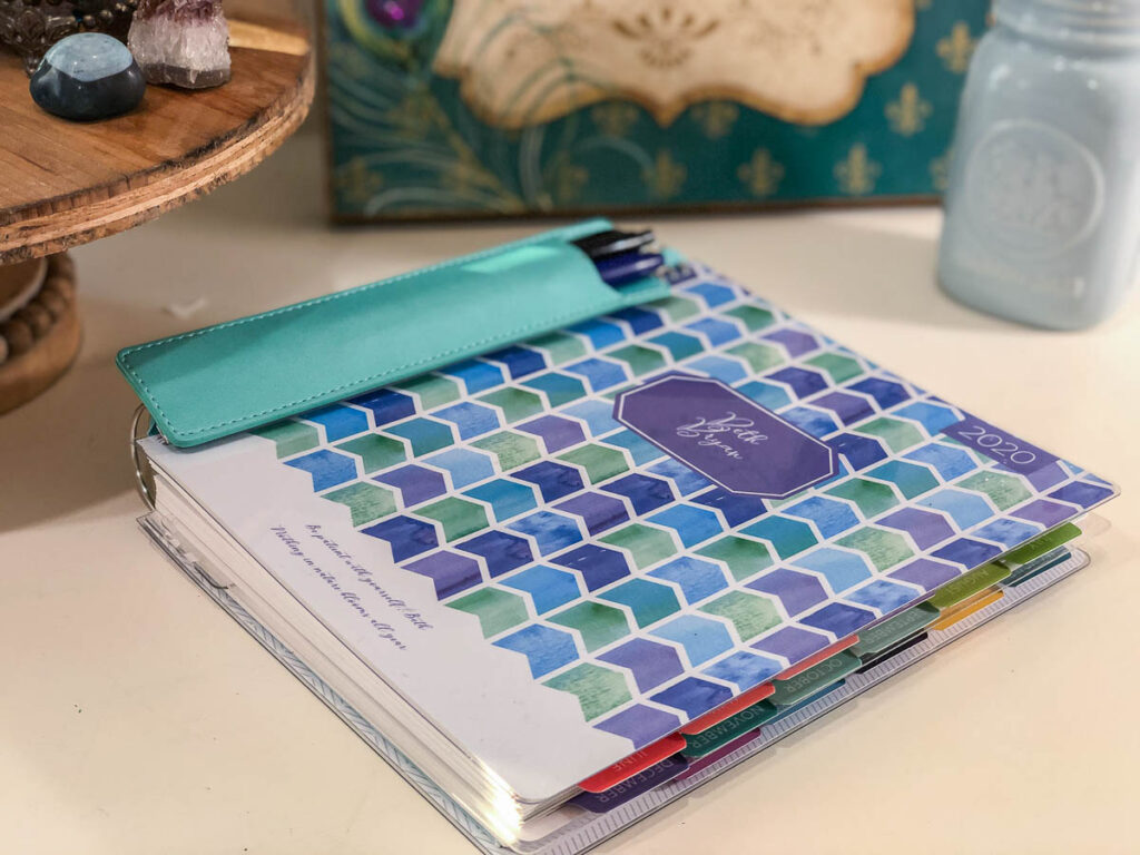 A 2020 Plum Paper planner review.