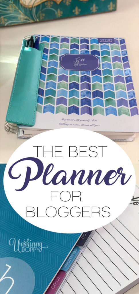 Looking for the best customizable planner for bloggers, direct sales, photographers, creatives, or just moms? THIS IS IT. A 2020 Plum Paper planner review.