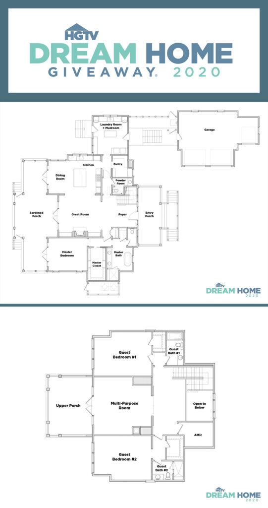 2020 HGTV Dream Home 2020