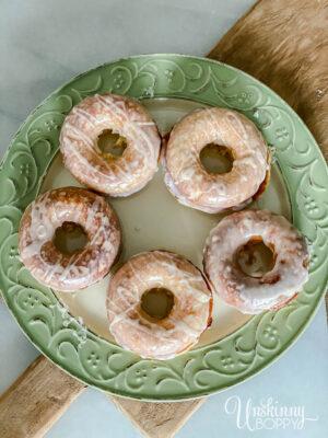 How to make homemade doughtnuts