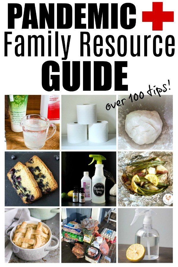 Pandemic Family Resource Guide