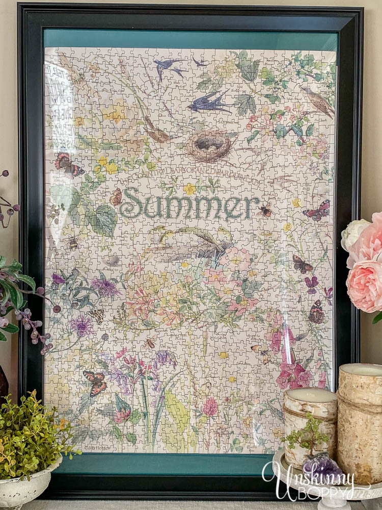 Country Diary of an Edwardian Lady puzzle- SUMMER