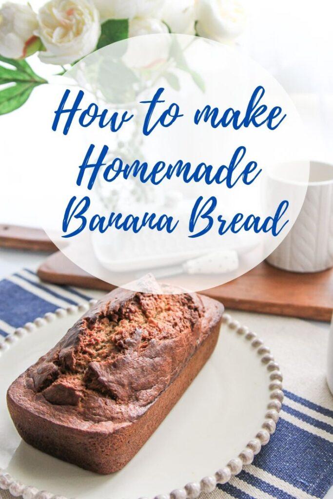 How to make Banana Bread PIN