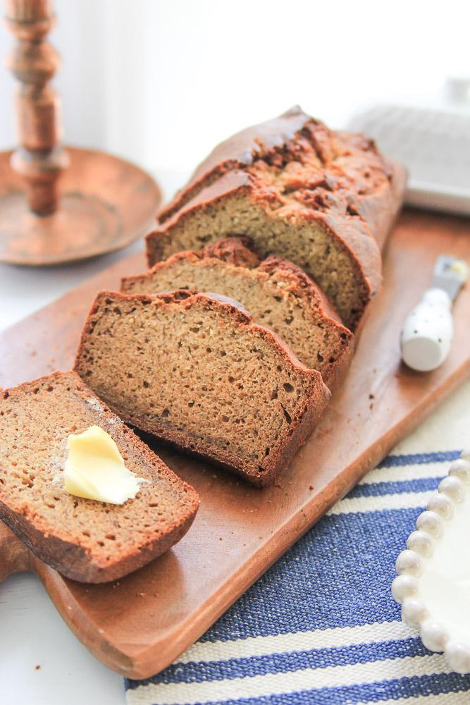 banana bread butter