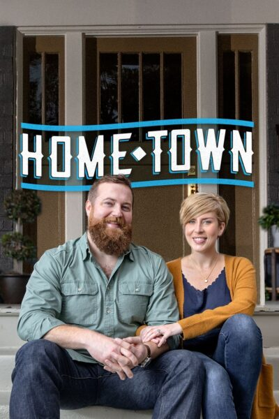 HGTV Hometown Erin and Ben