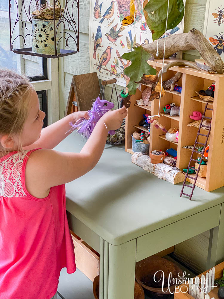 Nature table ideas for homeschool