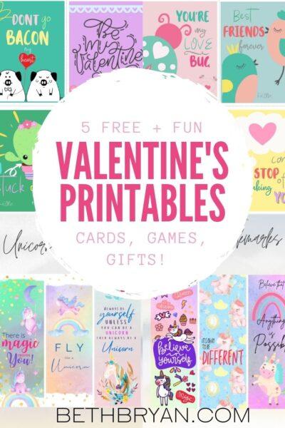 5-Free-Valentines-Printables