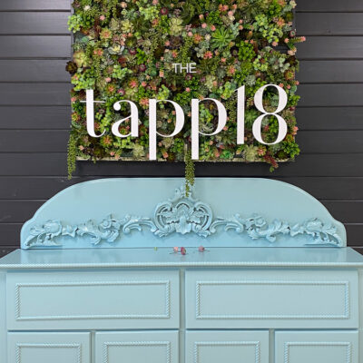 Tapp18 succulent wall
